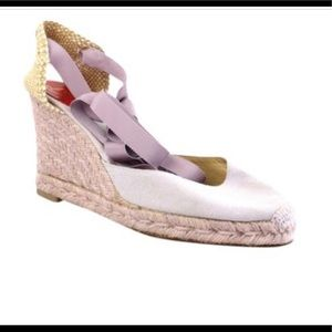 4054930e625 Authentic christian louboutin espadrille heels